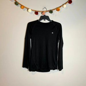 Layer 8 black athletic top *5 for $25*